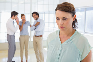 Workplace bullying can be damaging on an individual and corporate level. Here's how. Contact us if you've been hurt at work. We can help you with your financial recovery.